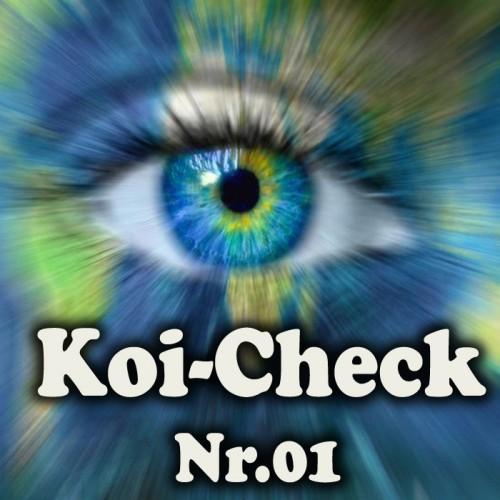 Koi-Check Nr. 1