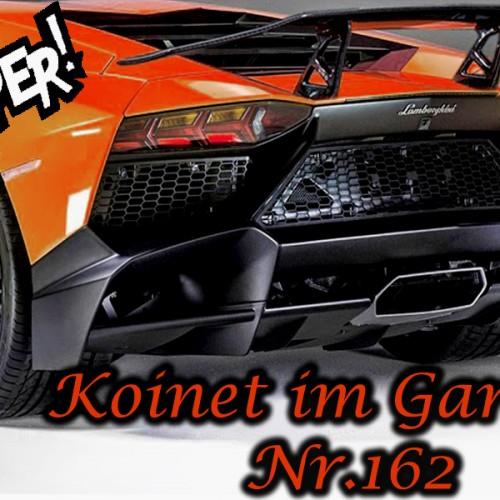Lamborghini am Koiteich