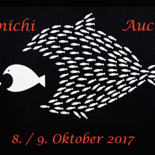 Dainich Auction am 8. / 9. Oktober 2017