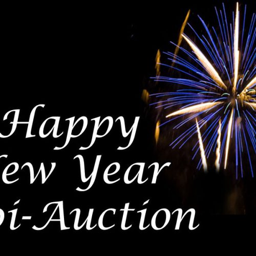 Happy New Year Koi-Auction
