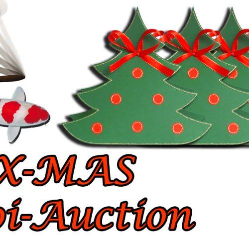 X-Mas Koi-Auction